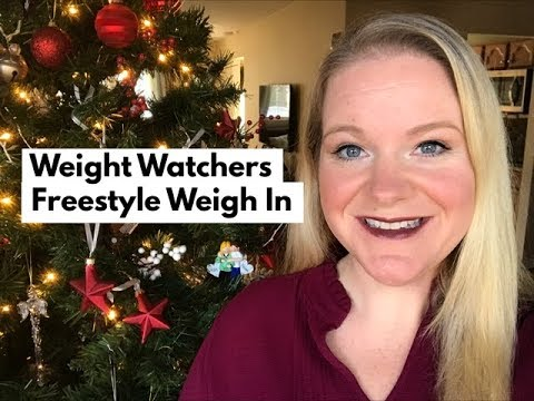 Weight Watchers Freestyle Weigh In - The Freestyle Effect