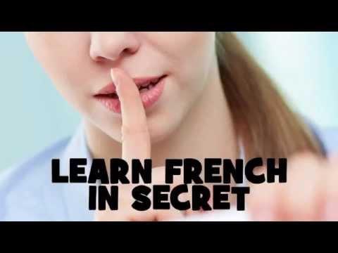 Learn French In Secret # Part 1
