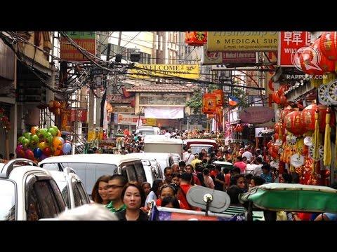 Chinatown Binondo, Manila Philippnes