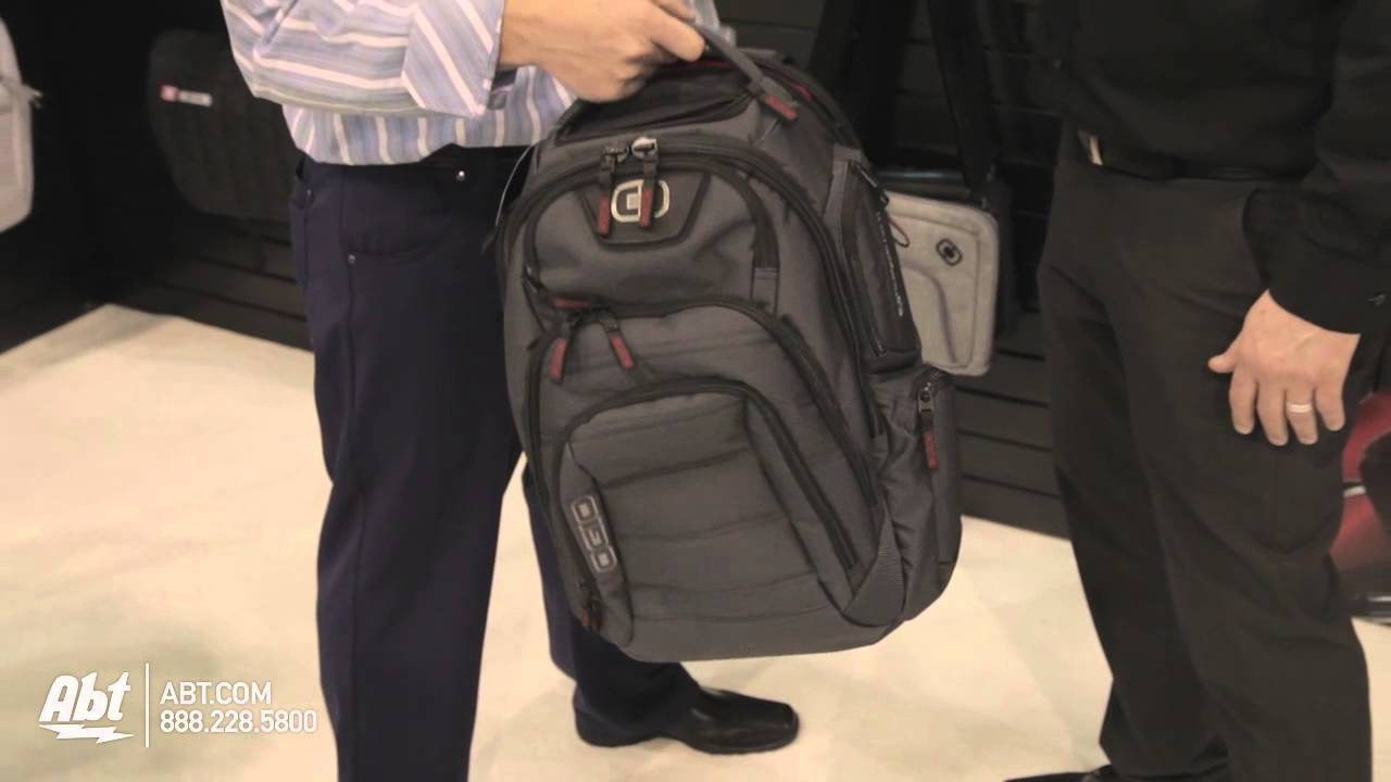 CES 2013 - OGIO Renegade - YouTube