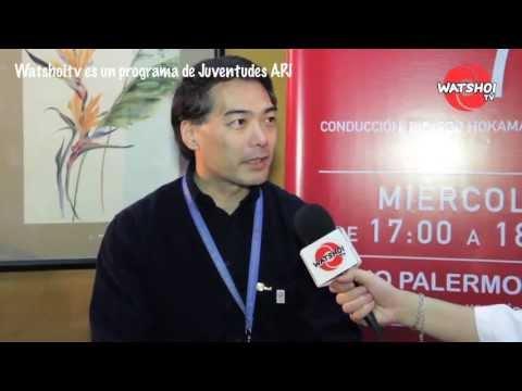 Actualidad Nikkei: Ricardo Hokama - Productor del programa de radio Japón Hoy (Argentina)
