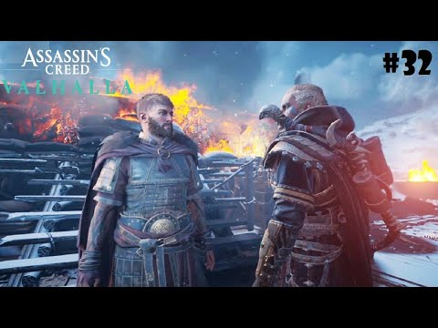 Assassin's Creed Valhalla #32 : Adorning The Adorned