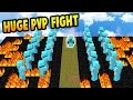 INSANE PVP WAR! | Minecraft FACTIONS #596