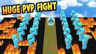 INSANE PVP WAR!   Minecraft FACTIONS #596