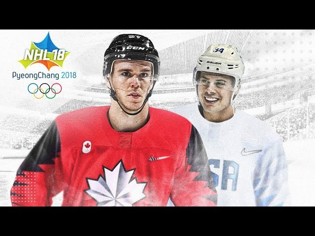 WHAT IF THE NHL WAS GOING TO 2018 OLYMPICS? - NHL 18