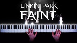 Linkin Park - Faint - piano cover | tutorial