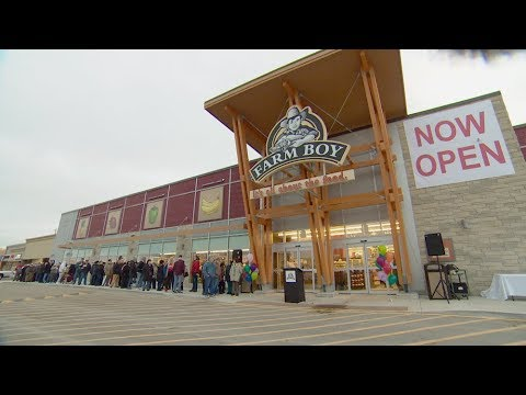 Farm Boy grocery stores bought by owner of Sobeys