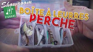 Débuter la pêche de la PERCHE avec des leurres pas chers - [TUTO FISHARE]