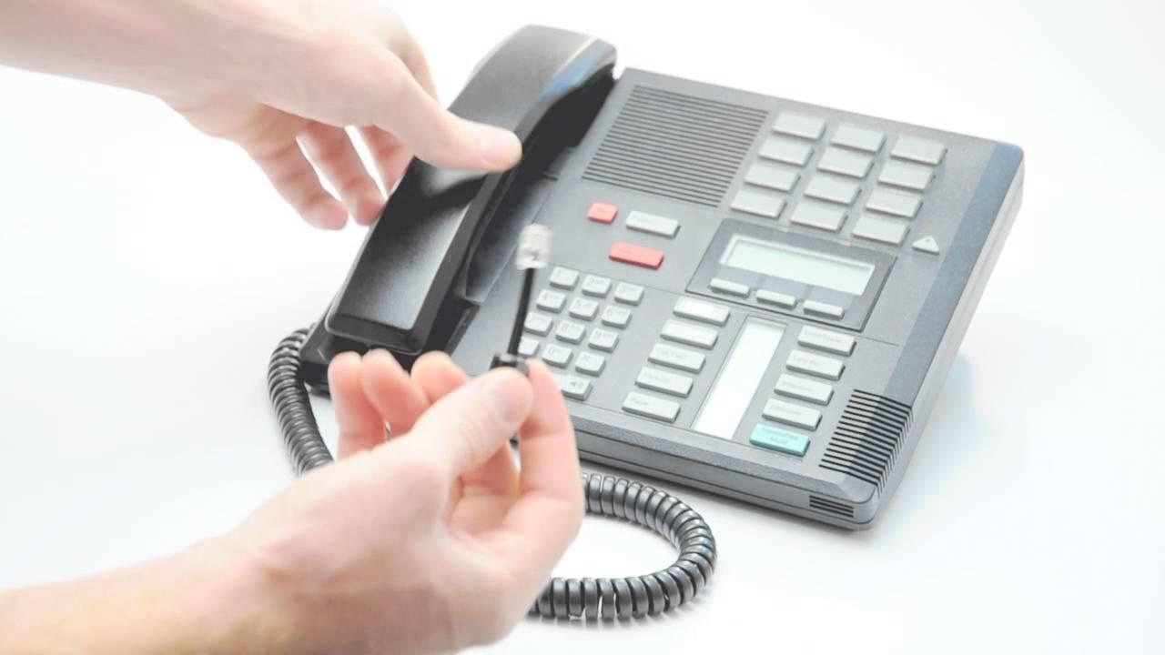 Extended Phone Cord Detangler
