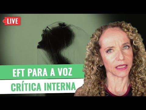 EFT Para A Voz Crítica Interna - Margareth Signorelli