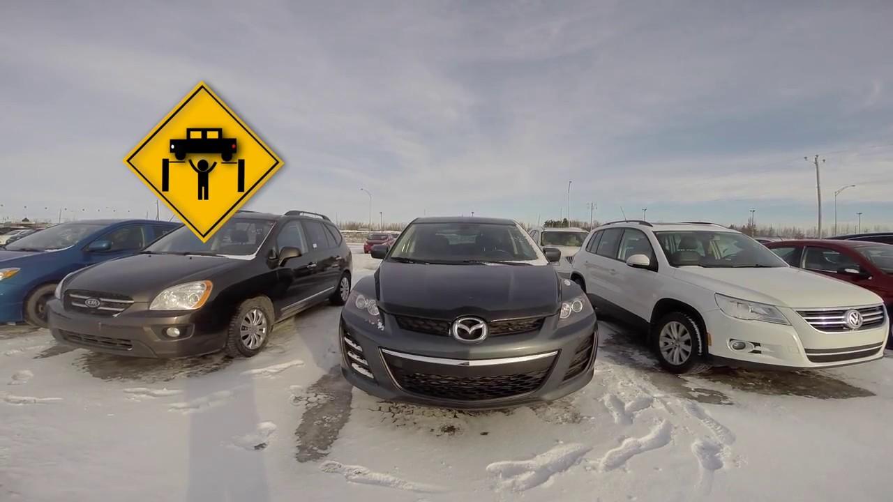 Mazda CX7 /// Tips On Buying Used - YouTube