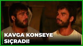Atakan - Yusuf Kavgası Konseye Damga Vurdu! - Survivor 57. Bölüm