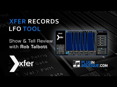 lfo tool xfer download