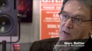 Marc Battier on ARTE TV, 2012
