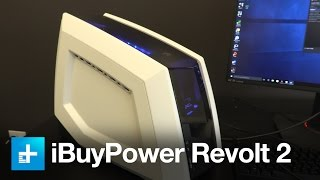iBuyPower Revolt 2 - Hands on review