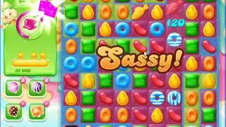 Candy Crush Saga Jelly Level 743
