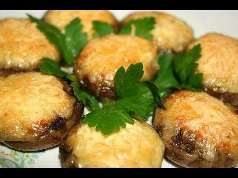 Блюда из шампиньонов, рецепты с фото на
