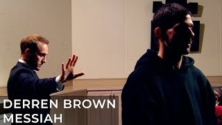 Derren Brown Converts People To Christianity With One Touch