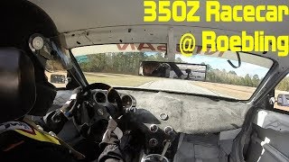 homepage tile video photo for 350Z Race Car at Roebling Road