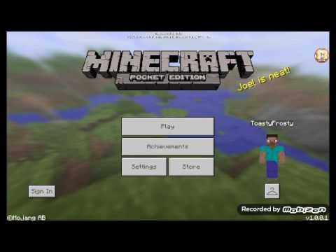 Minecraft PE - Survival - Greek - Episode 01 - Η Αρχή