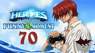 【Heroes of the Storm】Funny ṁoment EP.70