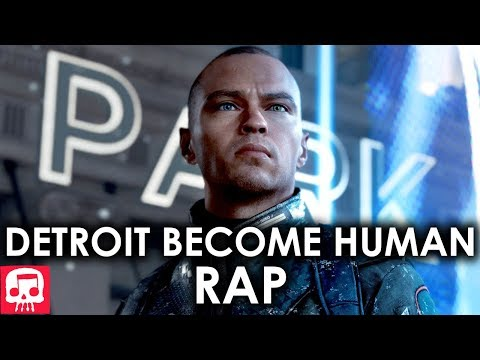 DETROIT BECOME HUMAN RAP by JT Music -