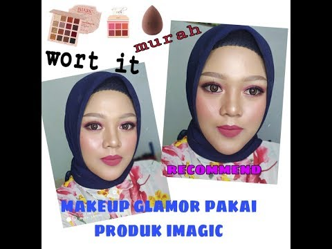 review-produk-imagic-tema-glamor-makeup-||-recommended