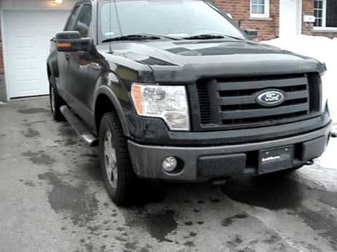 2009 ford f150 fx4 review youtube. Black Bedroom Furniture Sets. Home Design Ideas