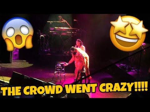 THE BIRTH OF QUEEN NAIJA TOUR PT 2 👸🏽⭐️ | SHE PERFORMED MEDICINE AND THE CROWD WENT CRAZY! 😨