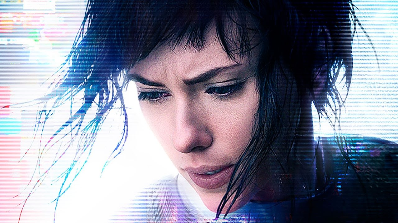 Ghost In The Shell 2017 Official Trailer Youtube