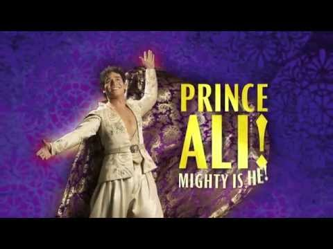 Prince Ali from ALADDIN on Broadway  Lyric