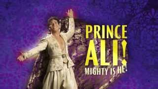 """Prince Ali"" from ALADDIN on Broadway (Official Lyric Video)"
