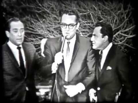 Christmas 1961 with Steve Allen