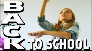 BACK TO SCHOOL | СНОВА В ШКОЛУ | ЭТИ ТУПЫЕ СИТУАЦИИ НА УРОКАХ! Арина Данилова(ВсЁ!!! Лето капут! СНОВА В ШКОЛУ!!!! ААААА!!!! Все снимают про то, какие карандашики и тетрадки они купили - Арина..., 2015-08-27T06:19:43.000Z)
