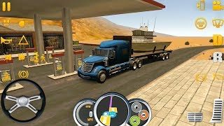 Truck Simulator USA #10 - Android Gameplay FHD