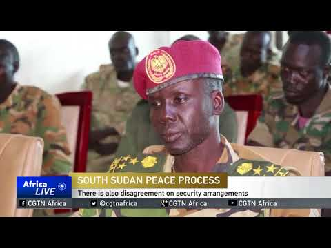 South Sudan rebel groups refuse to sign latest draft of peace deal