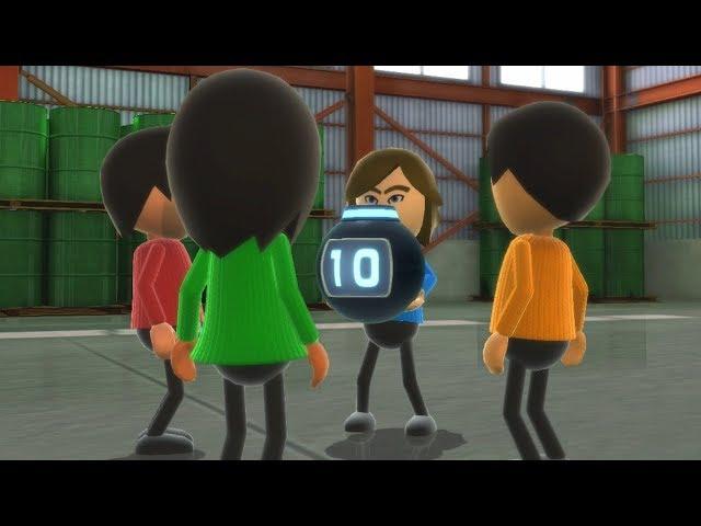 Wii Party U - All Mini Games
