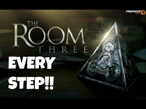 The Room Three (3)  Chapter 5 COMPLETE  WALKTHROUGH