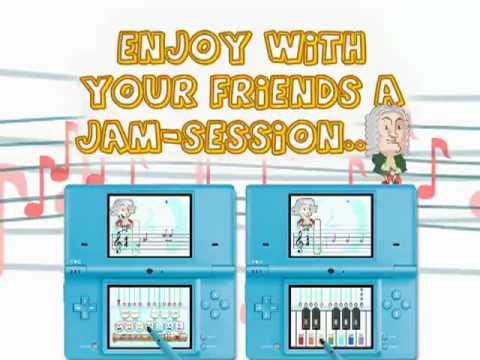 Music School Nintendo DS video game trailer