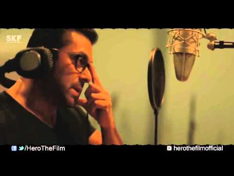Making of Main Hoon Hero Tera  bollywood music