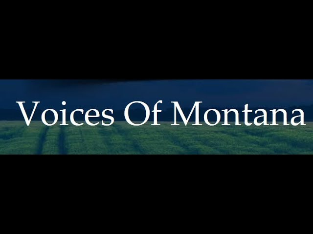 Al Olszewski on Voices of Montana- 5.8.2018