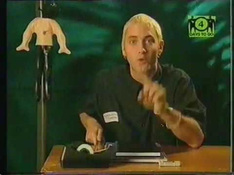 Dr.Dre & Eminen - Biography Interview (Rare)