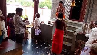 Darshan in Mandarthi Karnataka