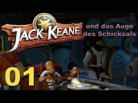 Jack Keane 2 #01 - Prison Island, Shanghai [Full HD] ♦ Let's Play