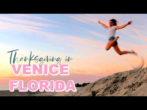 Our 3rd Year in Venice Florida | Travel Vlog (eats, farmers market, sunsets, and more!)