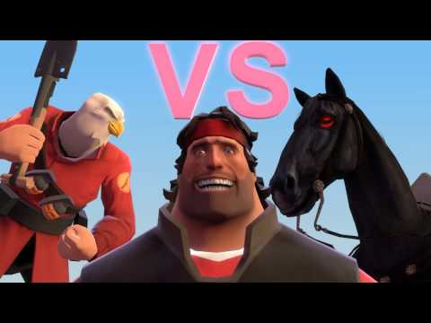 [SFM JonTron] Bird vs Camel (Titenic song animation)