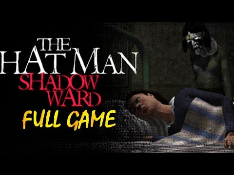 The Hat Man Shadow Ward Walkthrough Gameplay 1080p #01 Full Game