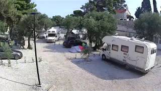 Medora Orbis Camping - Construction Time lapse