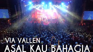 VIA VALLEN - Asal Kau Bahagia | HIGH QUALITY (Audio & Video) | By EVIO MULTIMEDIA