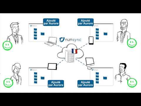 Partage et Synchronisation de Fichiers NumSync Juillet 2017